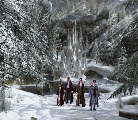 Game The Chronicles of Narnia: the Lion the Witch and the wardrobe 4