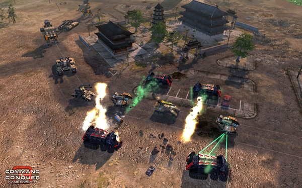 Game Command & Conquer : The First Decade 4
