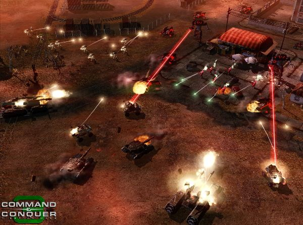 Game Command & Conquer : The First Decade 2