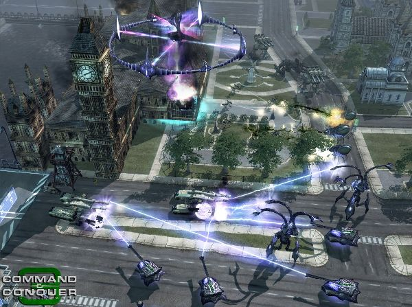 Game Command & Conquer : The First Decade 1