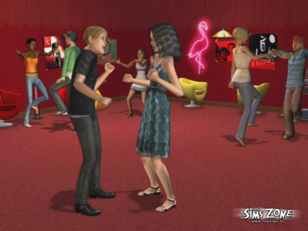 Game The Sims 2: Nightlife 2