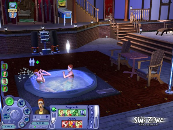 Game The Sims 2: Nightlife 1