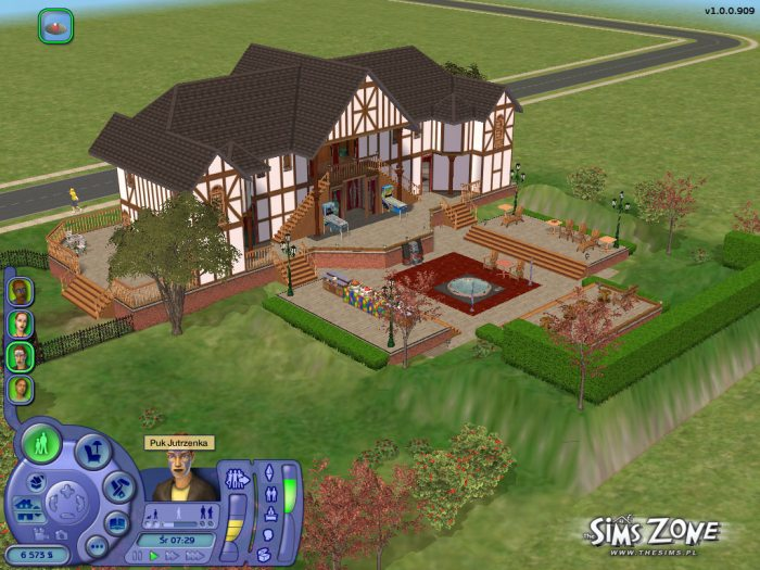 Game The Sims 2: your own Business 3