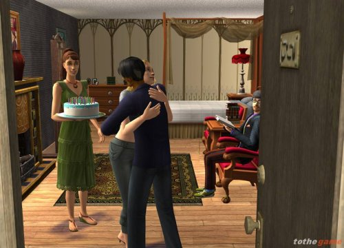 Game The Sims 2: Apartment life 3