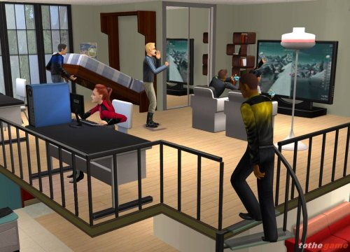 Game The Sims 2: Apartment life 1