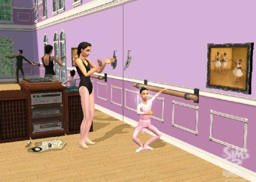 Game The Sims 2: Freetime 4