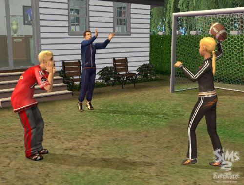 Game The Sims 2: Freetime 3