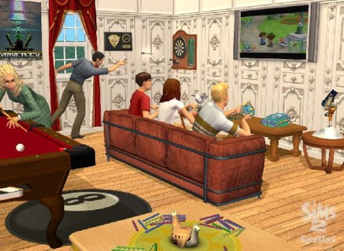 Game The Sims 2: Freetime 2