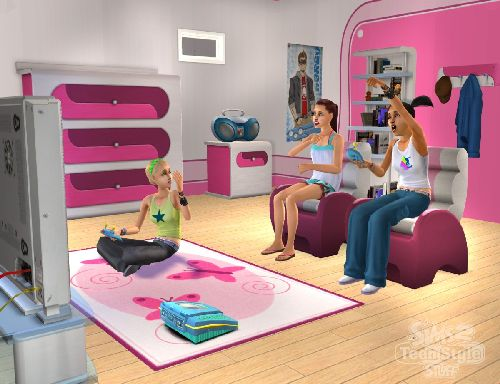 Game The Sims 2: Youth Style 2