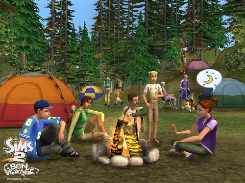 Game The Sims 2: Travel 4