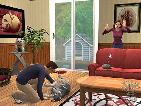 Game The Sims 2: Pets 4