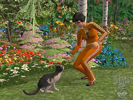 Game The Sims 2: Pets 3