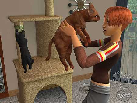 Game The Sims 2: Pets 2