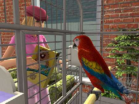 Game The Sims 2: Pets 1