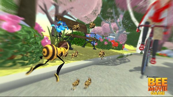Game Bee Movie 1