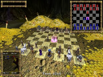 Game War Chess 3