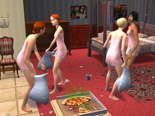 Game The Sims 2: University 4