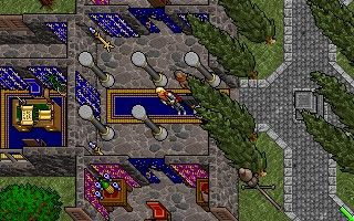 Game Ultima 7 Part 1 - The Black Gate 2