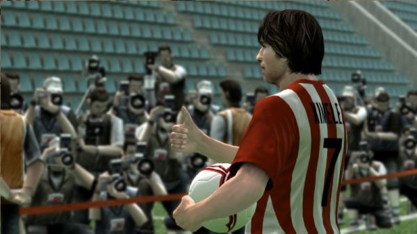 Game Pro Evolution Soccer 4