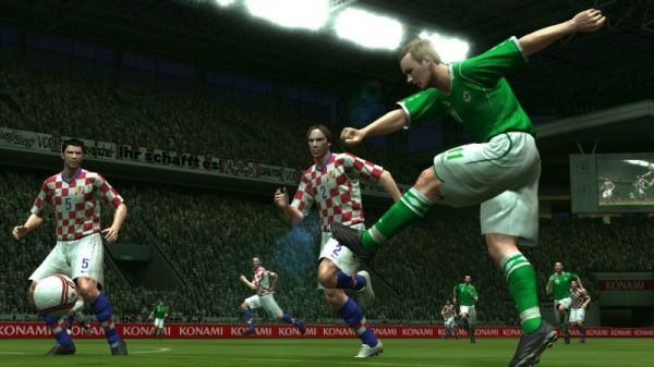 Game Pro Evolution Soccer 1