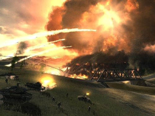 Game World in Conflict 1