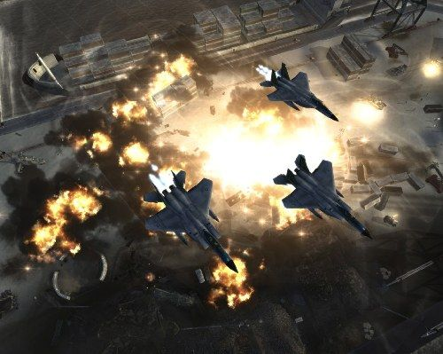 Game World in Conflict 3