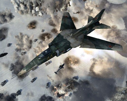 Game World in Conflict 2