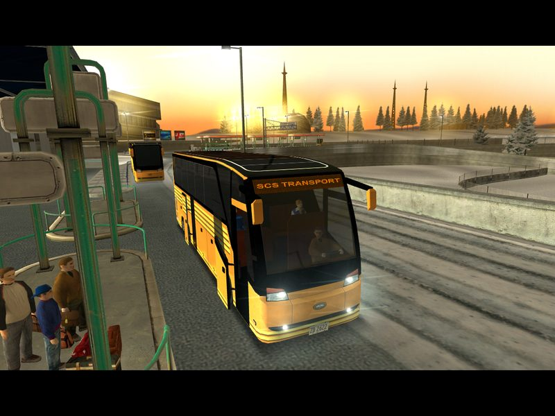 Game Bus Driver 4