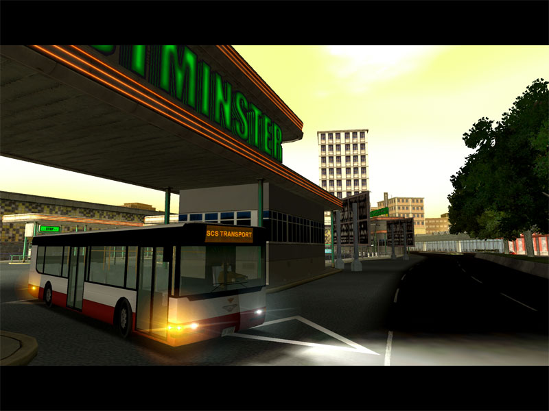 Game Bus Driver 2