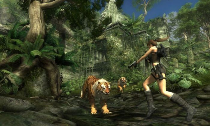 Game Tomb Raider: Underworld 1