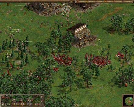 Game American Conquest 4