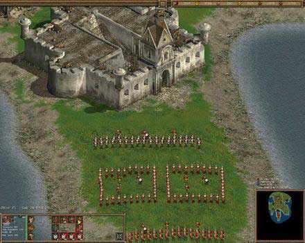 Game American Conquest 3