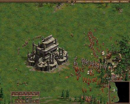Game American Conquest 1