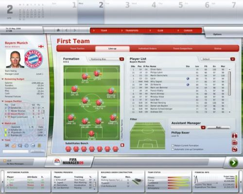 Game Fifa Manager 3