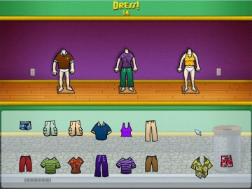 Game Fashion Fits 1