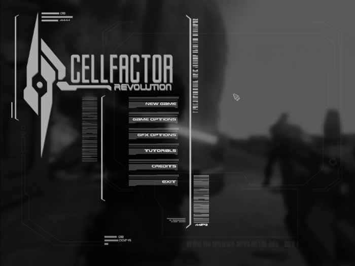 Game CellFactor: Revolution 4