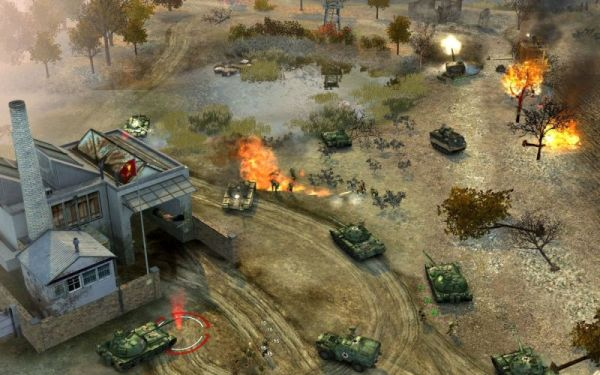 Game Codename: Panzers - Cold War 4