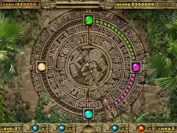 Game Inca Ball 2