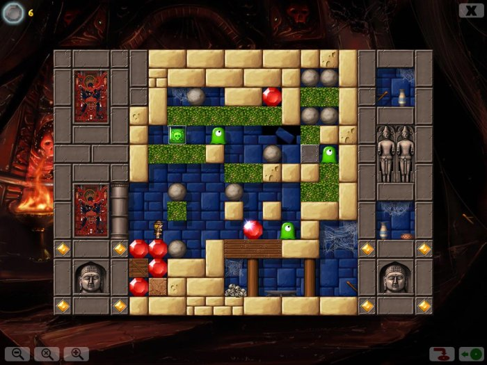 Game Crystal Cave Lost Treasures 2