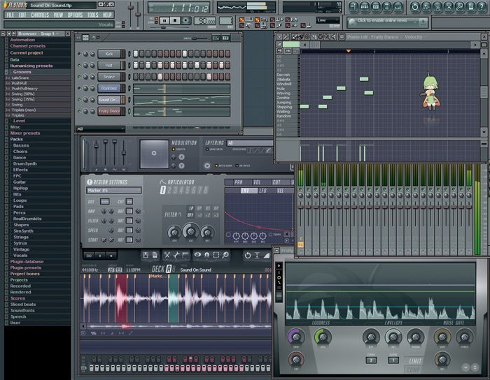 Program FL Studio 2