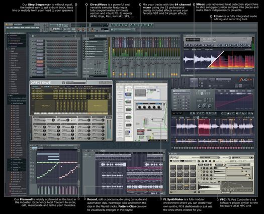 Program FL Studio 3
