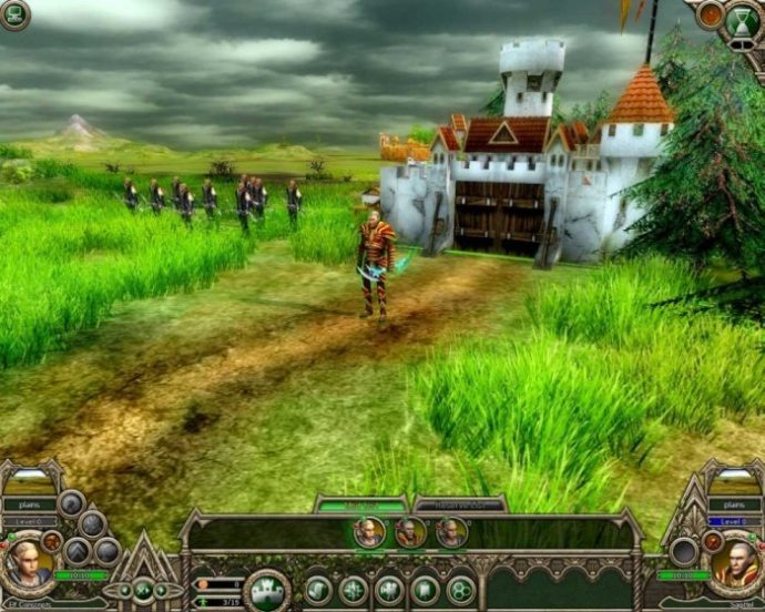 Game Elven Legacy 3
