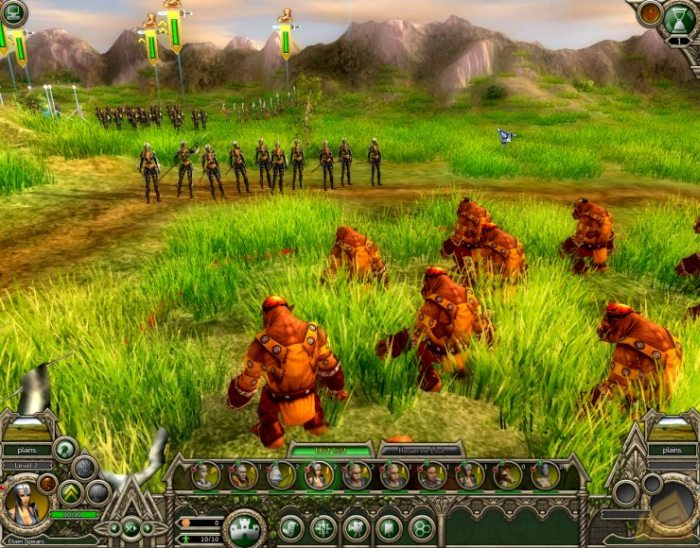 Game Elven Legacy 2
