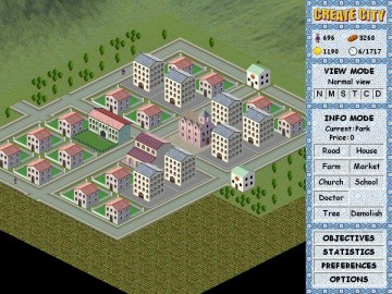 Game Create City 3