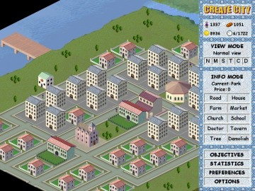 Game Create City 2