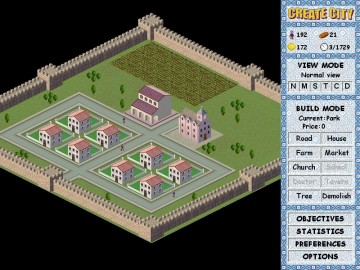 Game Create City 1