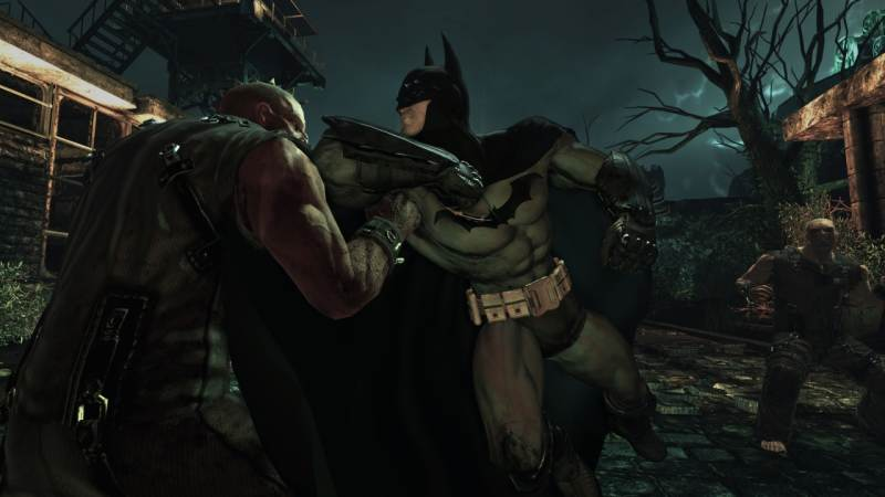 Game Batman: Arkham Asylum 1