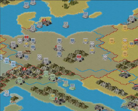 Game Strategic Command WWII Global Conflict 3