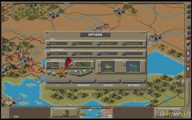 Game Strategic Command WWII Global Conflict 2