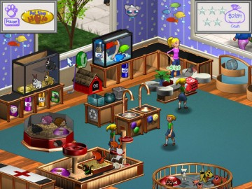 Game Pet Shop Hop 3